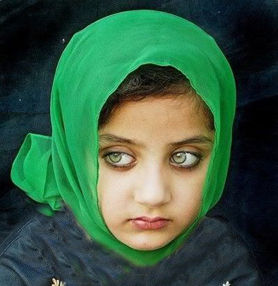 عکس قاتل دختر بچه افغانی