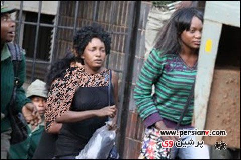 محاکمه ۳ زن به جرم تجاوز جنسی به مردان !!  عکس