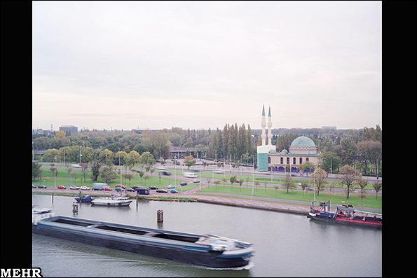 عکسهای دیدنی جذابترین ساختمان شهر روتردام