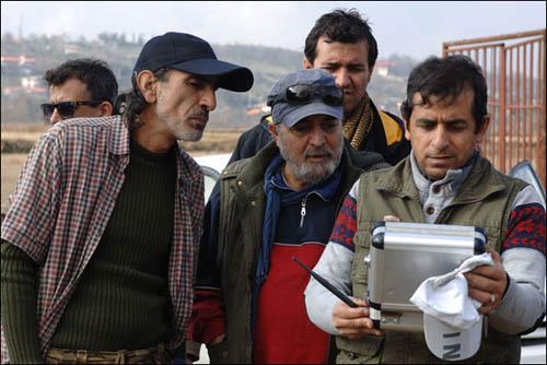 یک روز با ارسطو و نقی در پایتخت / گزارشی جالب از پشت صحنه سریال پایتخت