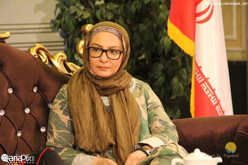نسرین مقانلو و لاله صبوری در برنامه صبح خلیج فارس