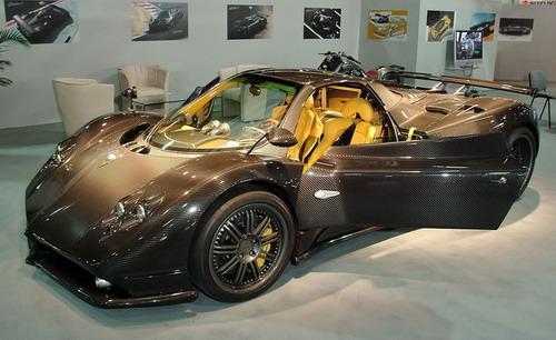 لوکسترین و مدرن ترین خودروهای دنیا