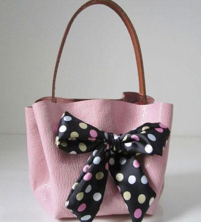 درست کردن کیف دخترانه