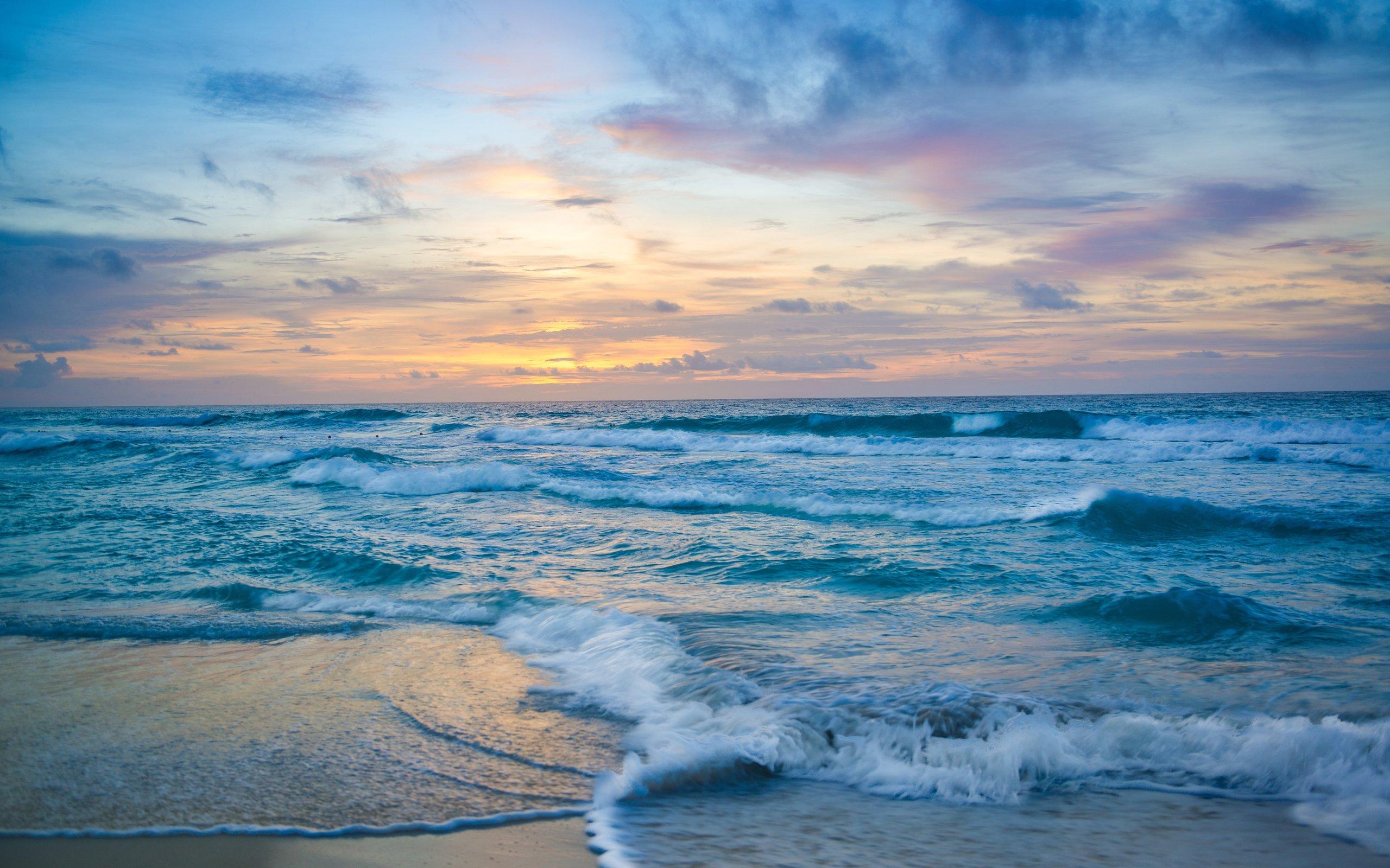 دریاها در قیامت آتش میگیرند