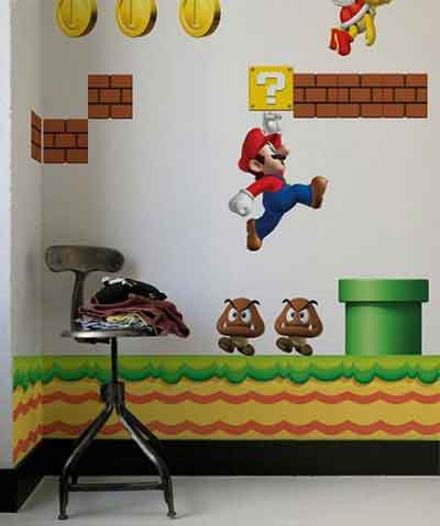 استیکر دیواری جدید و زیبا