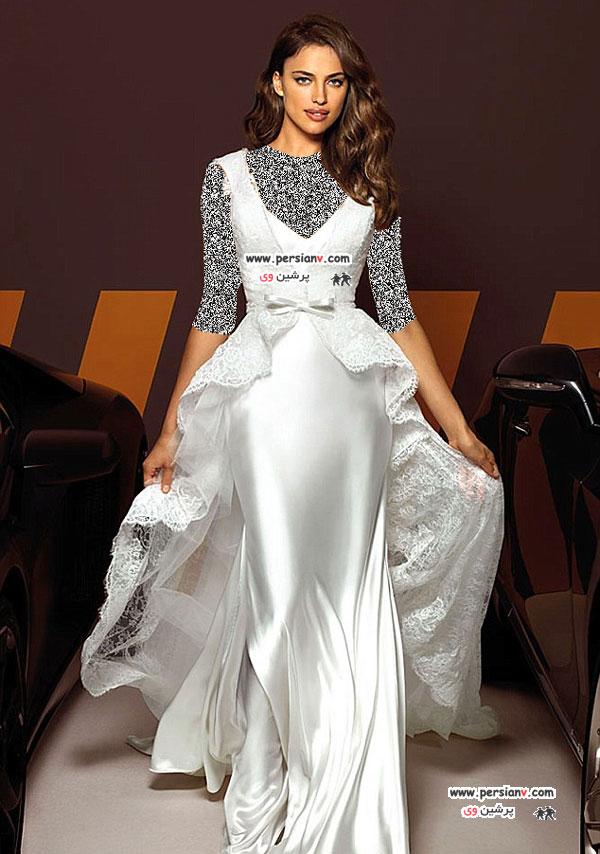 نامزد احتمالی کریستیانو رونالدو در مدل لباس عروس