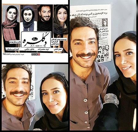 تصاویر متفاوت از چهره های مشهور در شبکه های اجتماعی