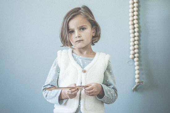 مدل لباس های زمستانی بچگانه برند فرانسوی Marlot