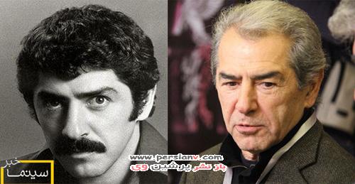 عکسهای نایاب قدیمی از بازیگران و چهرههای مشهور