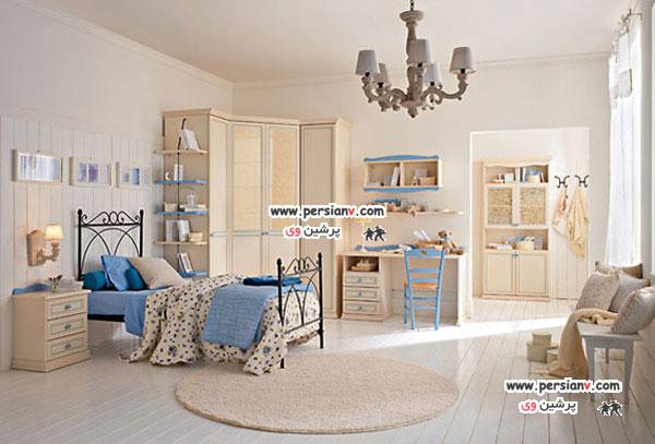 اتاق خواب های زیبا برای کودکان عکس