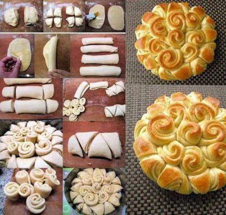 زیباترین تزیینات کیک و شیرینی تصاویر