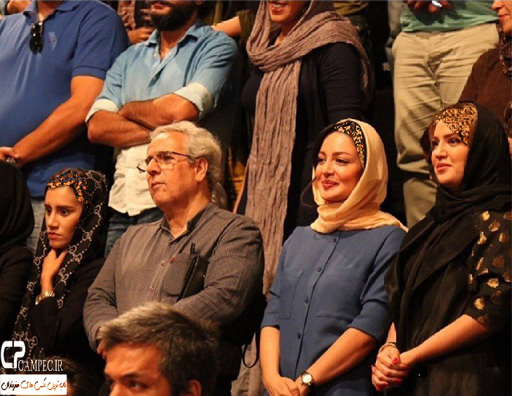 بازیگران زن مشهور در پشت صحنه نمایش اتاق 498