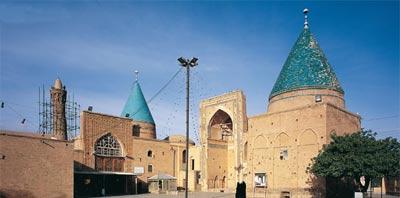 بقعهٔ امامزاده محمد (ع)در بسطام- شاهرود تصاویر