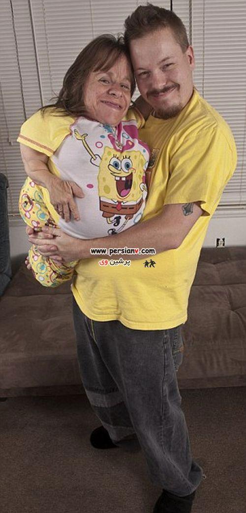 باردار شدن مادری70 سانتی متری