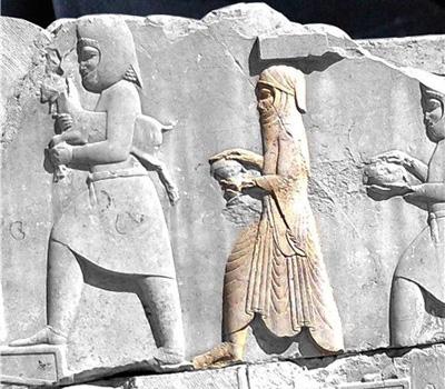 حجاب زنان ایران باستان مایه ی فخر ایرانیان و زبانزد مردم جهان