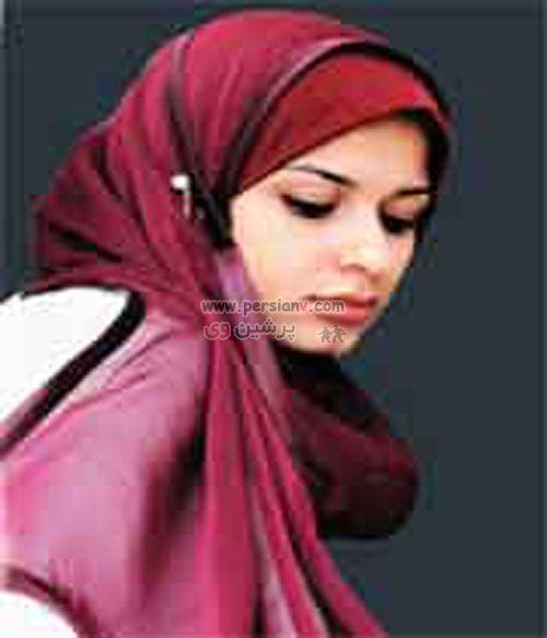عکسهای دیدنی مدل های بستن شال و روسری