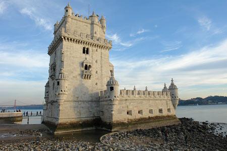 برج بلم در پرتغال
