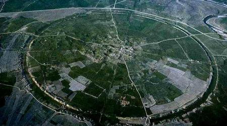 سفر به شهر گور اولین شهر دایره ای ایران
