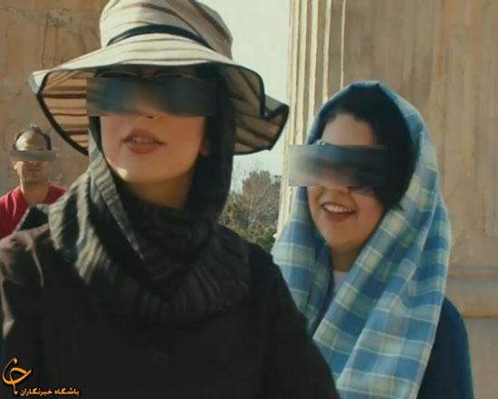 تصاویری از فیلم ضد ایرانی که در ایران ساخته شد!