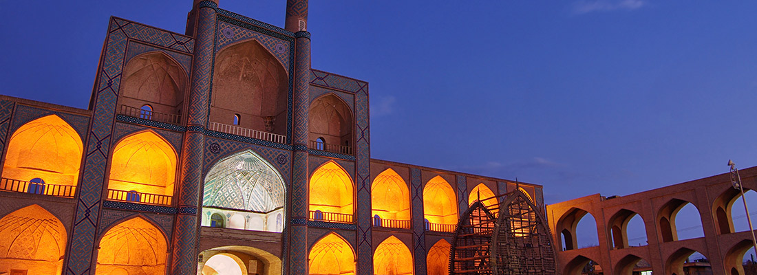جاذبه های یزد,شهر بادگیرهای بلند و دیار قنات