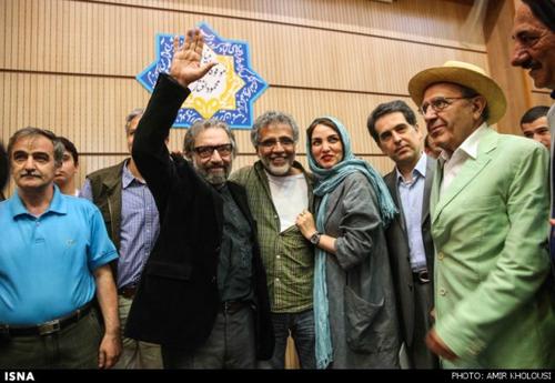 بازیگران و هنرمندان مشهور در بزرگداشت مسعود کیمیایی
