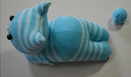 گربه جورابی