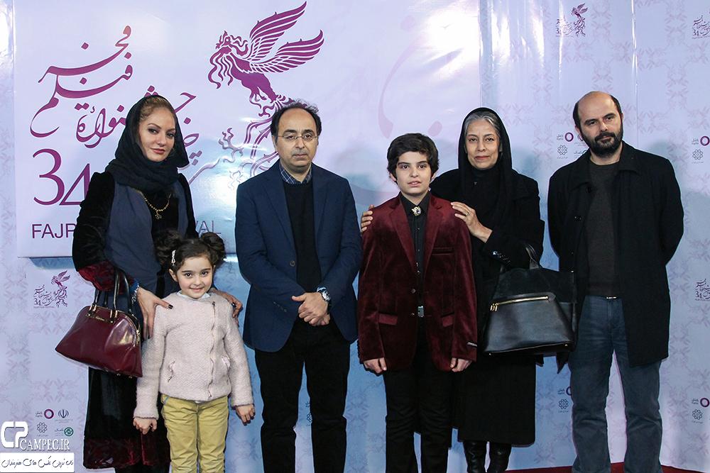 تیپ مهناز افشار در افتتاحیه فیلم خانه ای در خیابان 41