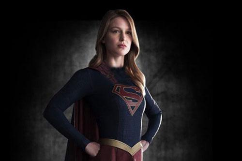 انتشار اولین عکس سریال «سوپرگرل»