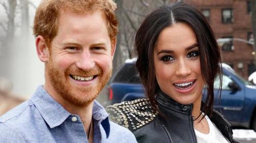 نوه ملکه انگلیس و نامزدش