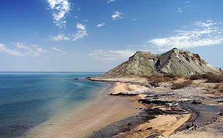 این جزیره را هر گردشگر داخلی و خارجی باید تا قبل از مرگ ببیند ! تصاویر