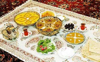 استان گیلان و آداب و رسوم آن در ماه مبارک رمضان