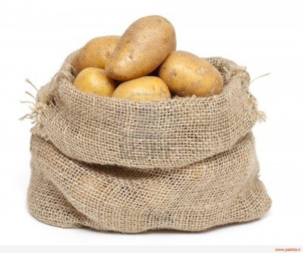 چطور سیبزمینیها را برای زمستان انبار کنیم؟