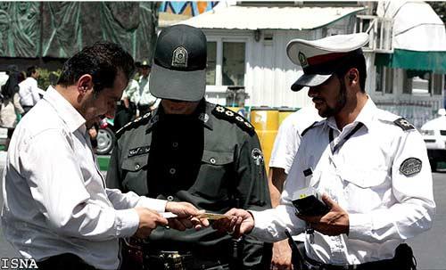 طرح ویژه پلیس پایتخت برای ماه رمضان  تصاویر