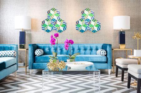 رنگهای دکوراسیون مورد علاقه طراحان اینها هستند