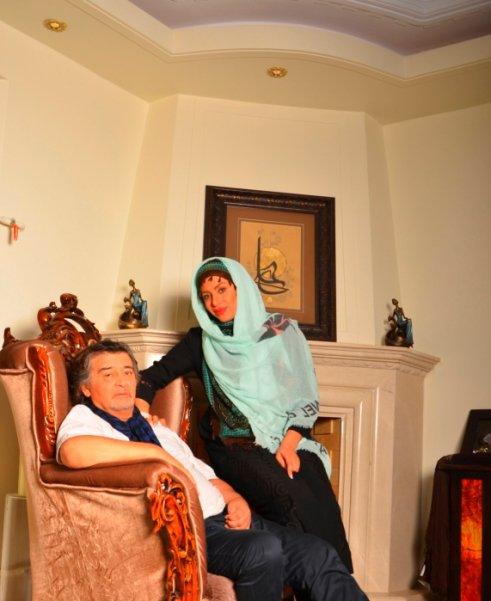 سختی های سال 94 برای رضا رویگری و یادی از دوران کودکی اش در نوروز