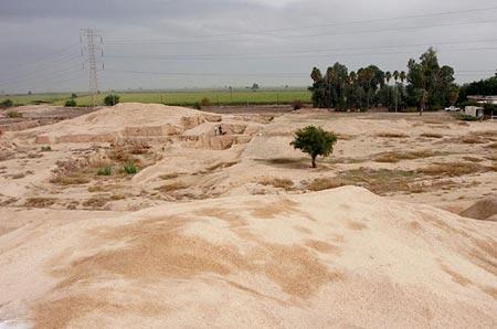محوطه باستانی هفت تپه تصاویر
