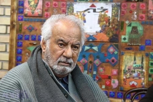 ناصر ملکمطیعی و معشوقش
