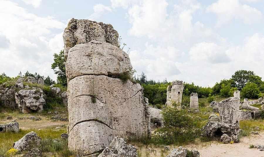 جنگل سنگی ،جاذبه طبیعی اعجاب انگیزی در بلغارستان