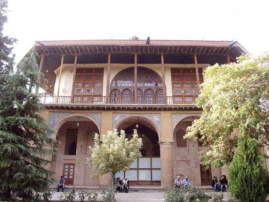آشنایی با خانه های قزوین