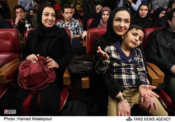 خانواده مشهور فجر امسال / عطاران، توسلی و فرزندشان تصاویر