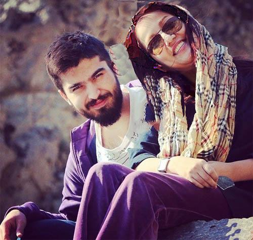 عکس های خانوادگی پانته آ بهرام به همراه همسر و پسرش