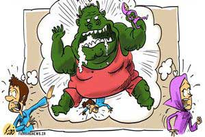 باحال ترین کاریکاتورهای خنده دار
