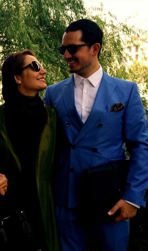 گفتگوی جنجالی با مادرشوهر مهناز افشار درمورد عروس و نوه اش !