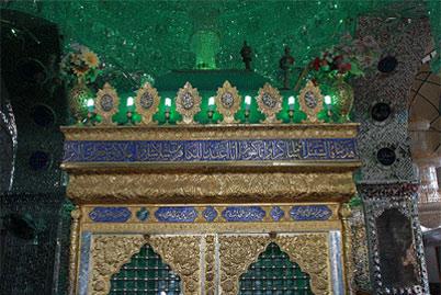 زیارتگاه امامزاده سلطان امیراحمد تصاویر