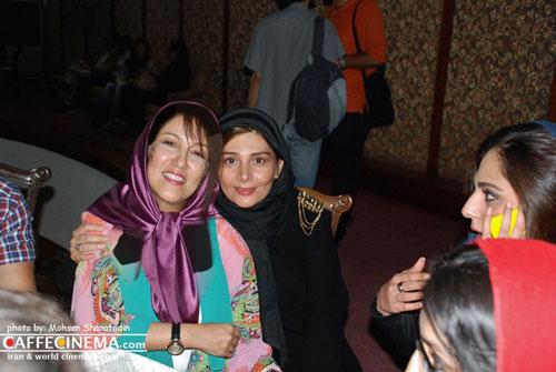 گزارشی تماشایی از ضیافت پر ستاره سینماگران به مناسبت روز ملی سینما