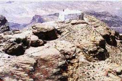تصاویری از مقبره و یادگارهای پیامبران (س)