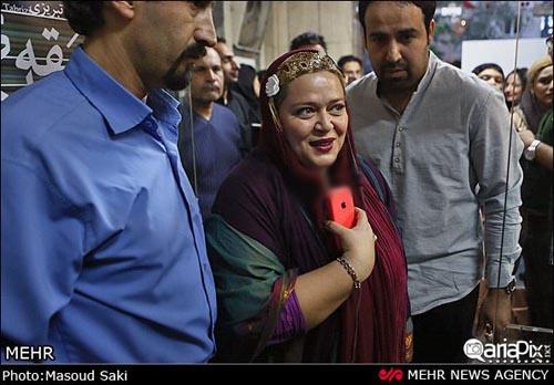 مراسم اکران فیلم طبقه حساس برای نجات دو اعدامی