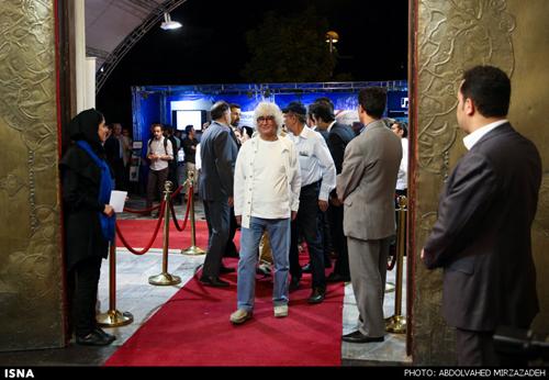 جشن روز ملی سینما با حضورگسترده بازیگران و چهره های مشهور سینما