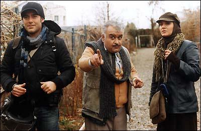 عکس دیدنی مهناز افشار در فیلم کلاغ پر