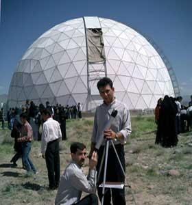بزرگترین رصدخانه جهان تصاویر
